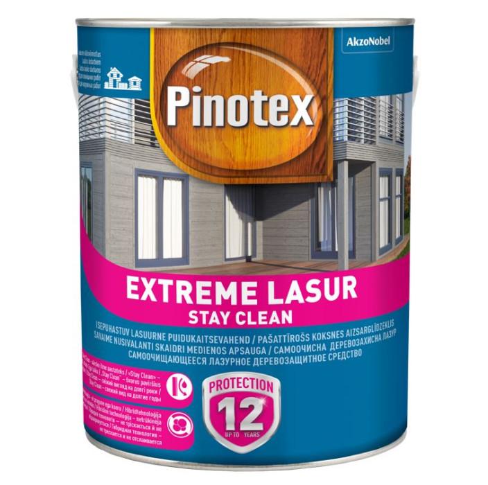 Pinotex EXTREME LASUR 3L Teak wood preservative