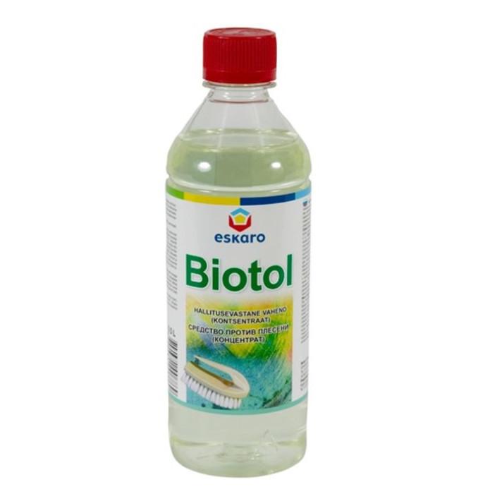 Eskaro BIOTOL E 0.5l  Pretpelējuma līdzeklis