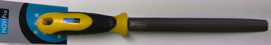 Vīle Novipro 200mm Pusapaļa  vidēja