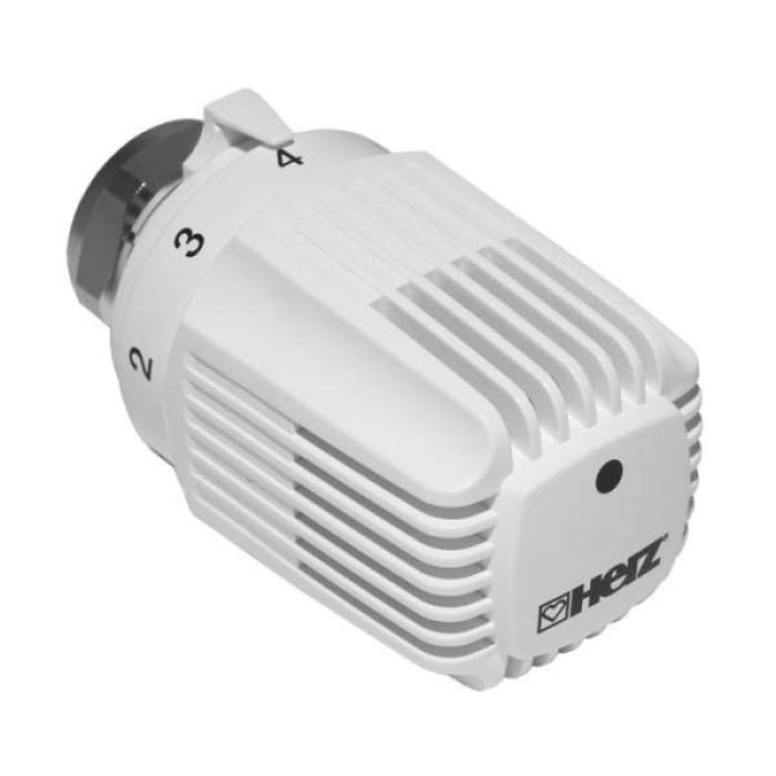 HERZ termostatgalva ar šķidro  hidrosensoru , 6–28°C  1726006