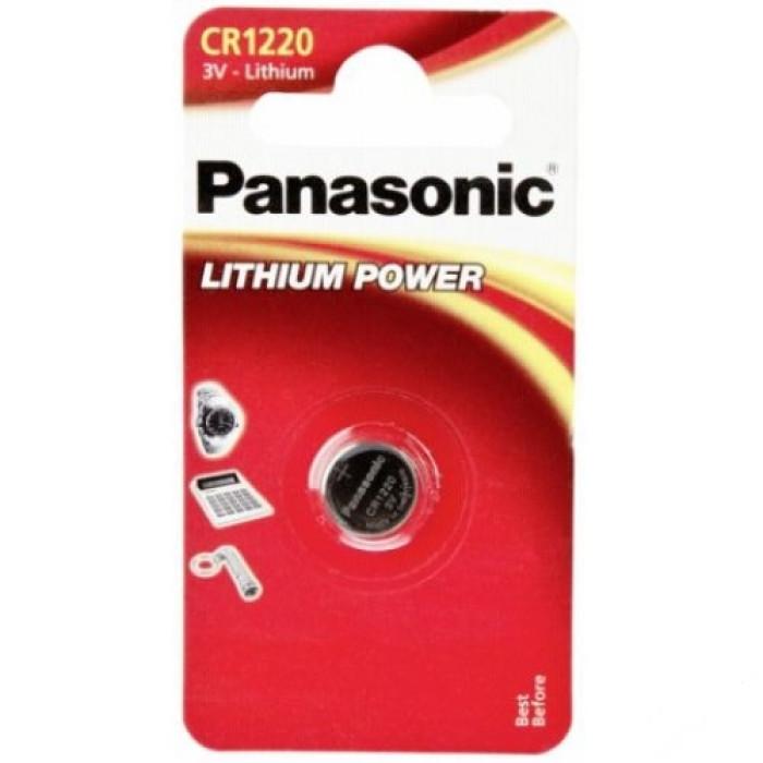 Baterija PANASONIC CR-1220/1B1GB/IEP BR1220,DL1220,ECR1220,SB-T13