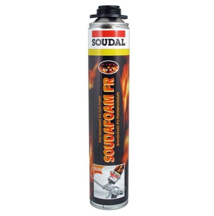 Soudal Soudafoam FR Fire protection foam 750ml