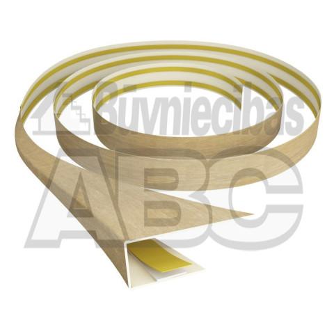 Līste PVC 50x3000mm universāla  B6 B605 Bērzs
