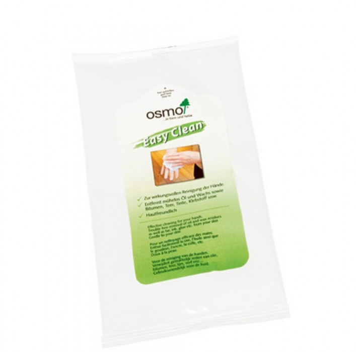 Easy Clean care wipes 15 pieces