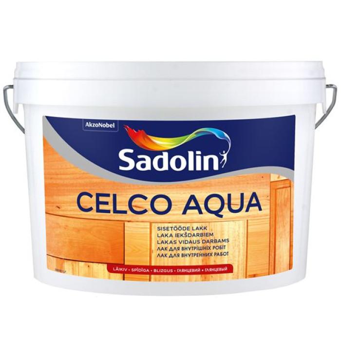 CELCO AQUA 2.5L mat lacquer