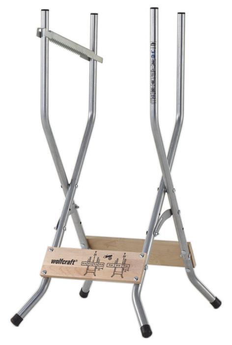 Wolfcraft saliekams malkas  griešanas statīvs max. 100 kg  5119000