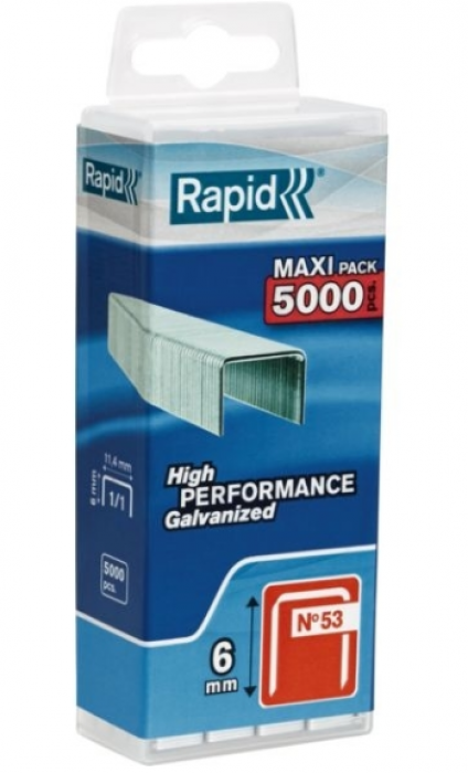 Skavas Rapid   53/ 6mm-5000 gb