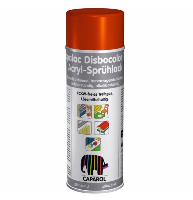Aerosol paint Capalac Disbocolor781 RAL3000 Acryl-Spruhlack SM 400ml
