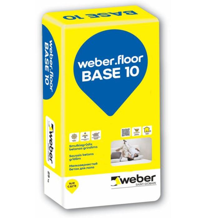 weber.floor BASE 10 25kg
