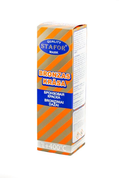 Stafor Bronzas krāsa 0.2 kg