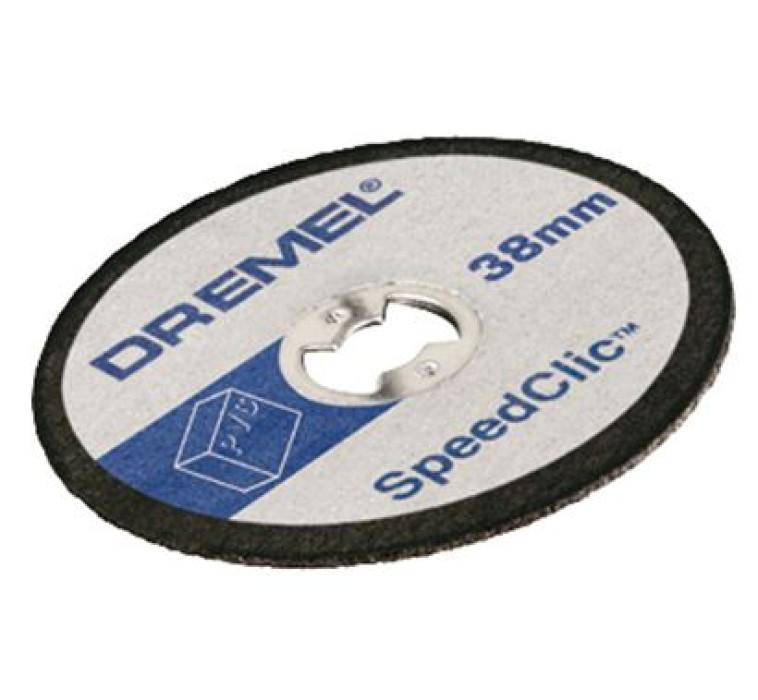 Dremel SC476 EZ SpeedClic Plastic Cutting Wheel