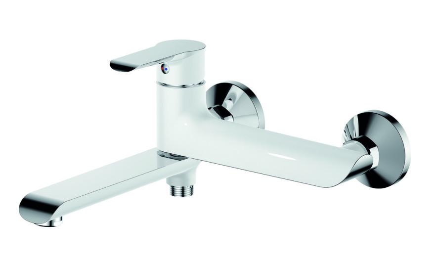 Mixer for bath and shower Vento Bari w/o accessories BR7603WHC