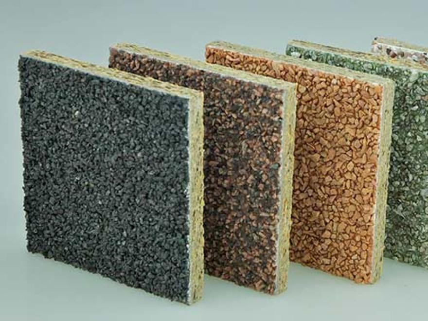 Plinth plate TEMPSI 10x600x1250mm granite grey