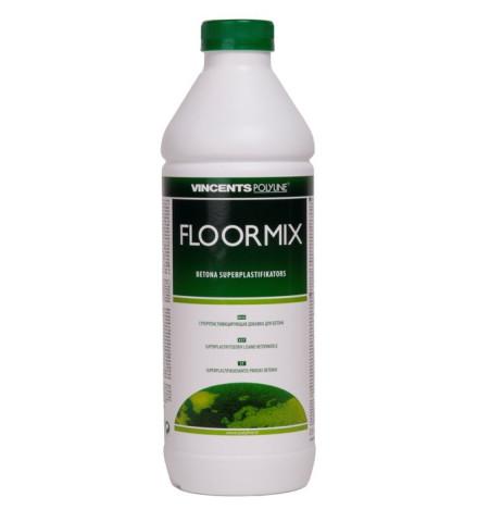 Vincents FLOORMIX  1L  Plastifikators siltām grīdām