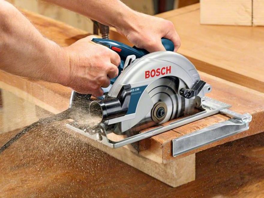 Hand-Held Circular Saw Bosch GKS 190 Professional
