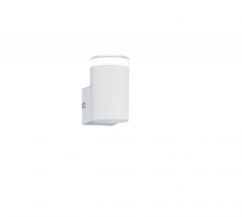 Āra sienas gaismeklis TRIO Aracati LED SMD 4W 340Lm IP44 balts R28211131
