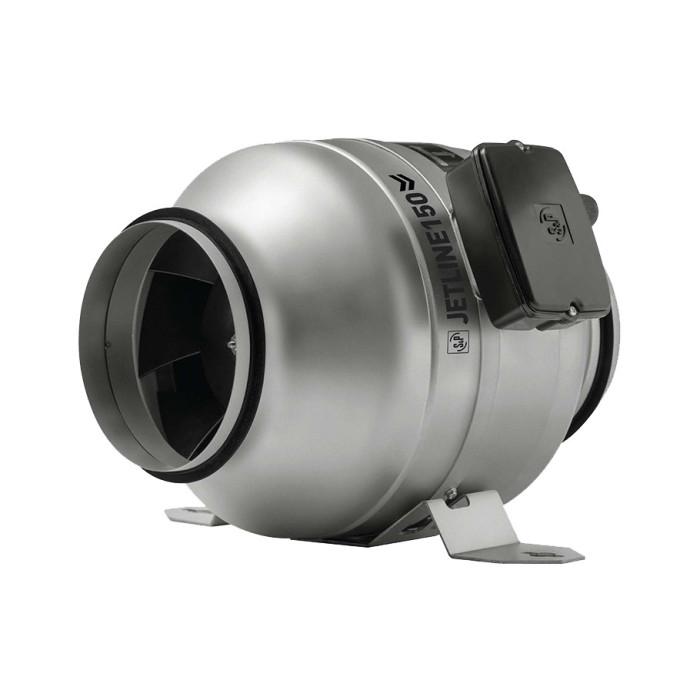 Ventilators JETLINE 125 220-240V 50/60 kanāla