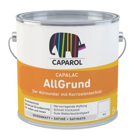 Caparol AllGrund Weiss 0.356L  Ātri žūstoša gruntskrāsa