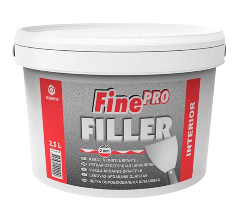 Eskaro FINE FILLER PRO 0.6l