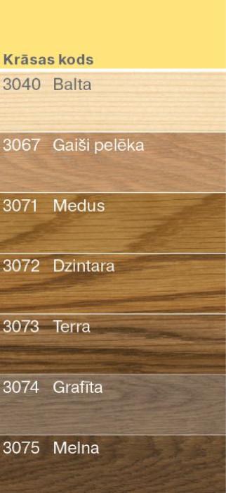 POLYX®-OIL TINTS  Terra on Oak (3073) 0,125 L
