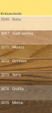 POLYX®-OIL TINTS  Black on Oak (3075) 0,125 L