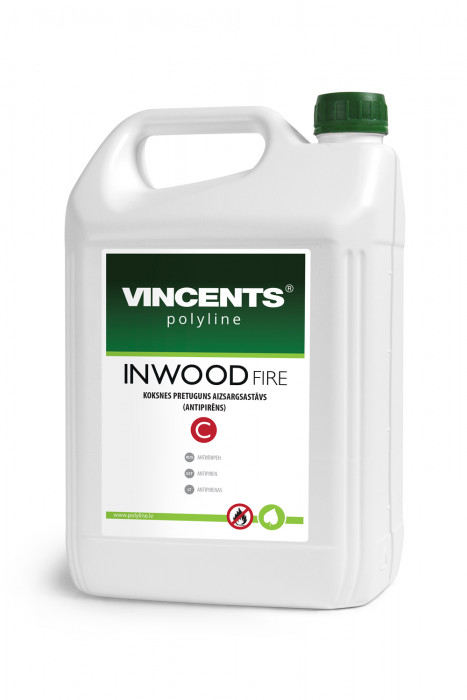 Inwood Fire Red 10l