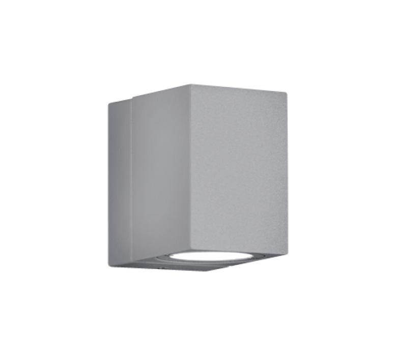 Āra sienas gaismeklis TRIO Tiber 1XLED COB 3W 2X210Lm 3000K IP54 titan 229160187