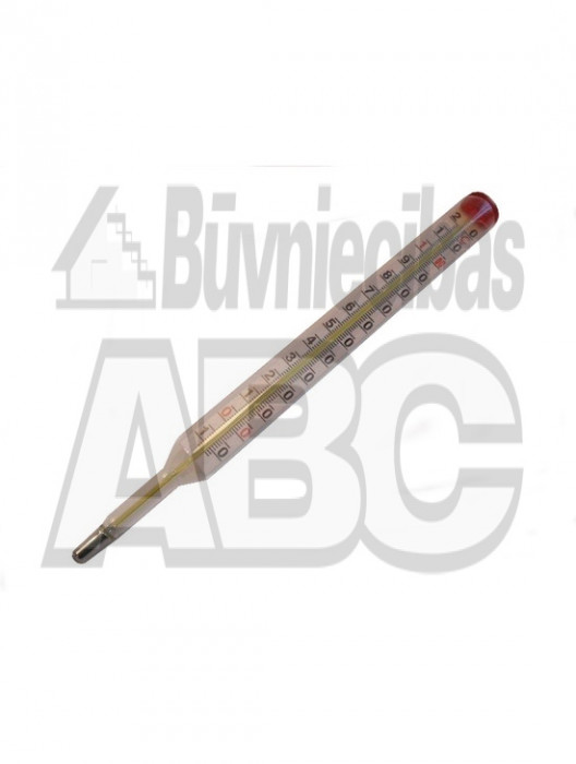 spare alcohol thermometer 0' - 120' C