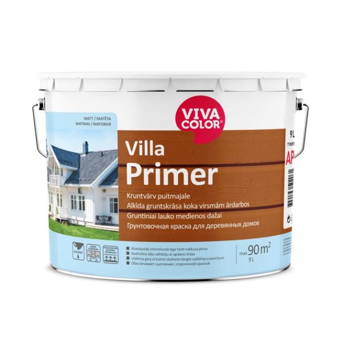 Vivacolor VILLA PRIMER 10l Primer for wooden facades