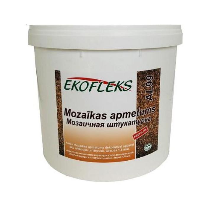 Ekofleks AL99 Mosaic Plaster 1.8mm 5kg ML88