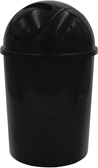 Ridder Atkritumu grozs ECO 5 L melns
