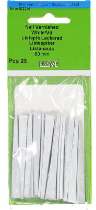 Essve Nails for Laths 60mm 25pcs. 522246