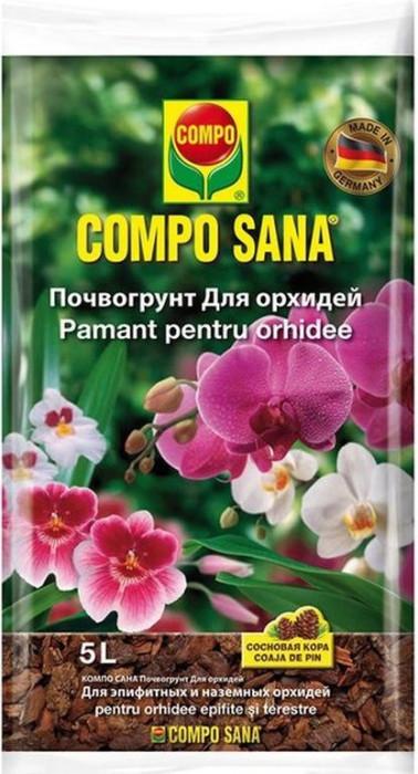 Augsne orhidejām COMPO SANA  5L