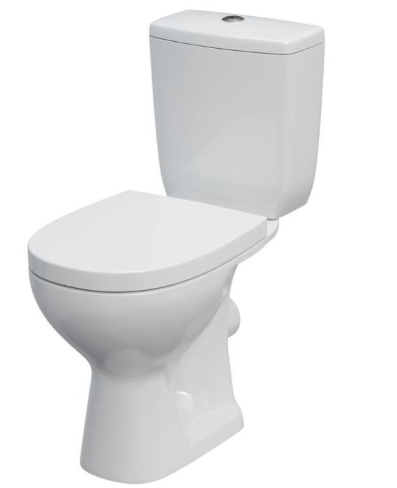 Cersanit WC pods Compact 498 ARTECA 011 ar SC vāku 3/6L K35-038