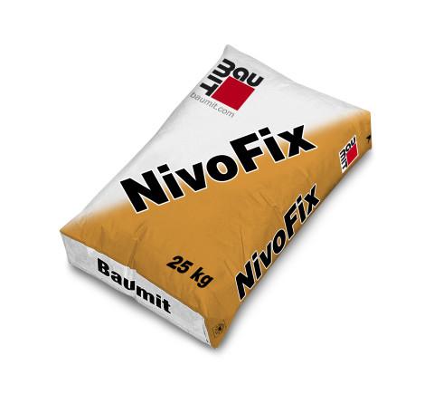 BAUMIT NivoFix 25kg  Līmēšanas java, līmjava