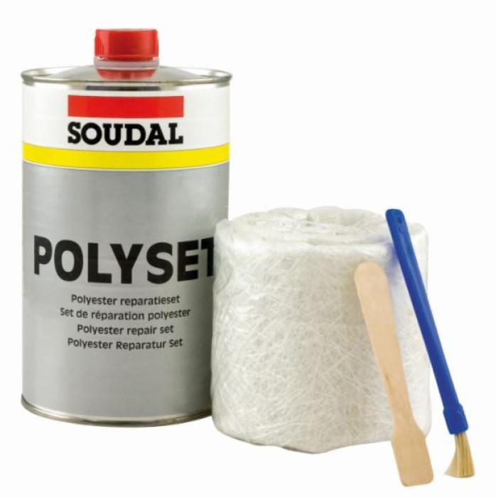 Soudal POLYSET 1kg - Repair kit