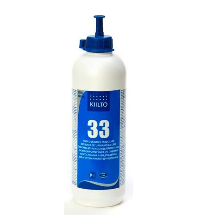 Kiilto 33 PVAC-Adhesive, 750ml