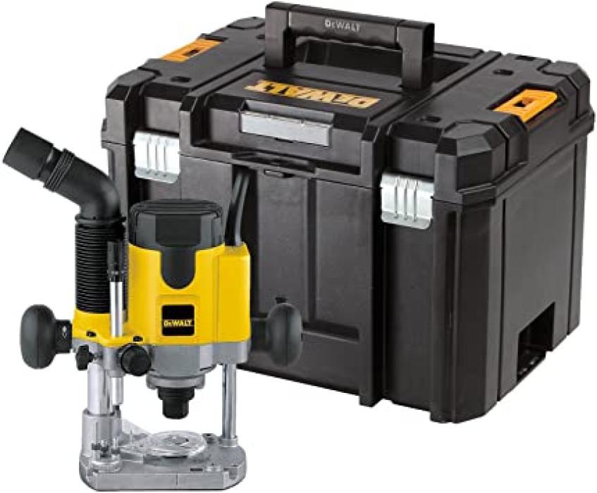 Virsfrēze DW622KT-QS 1400W 12mm 8000-24000 a/min, DEWALT