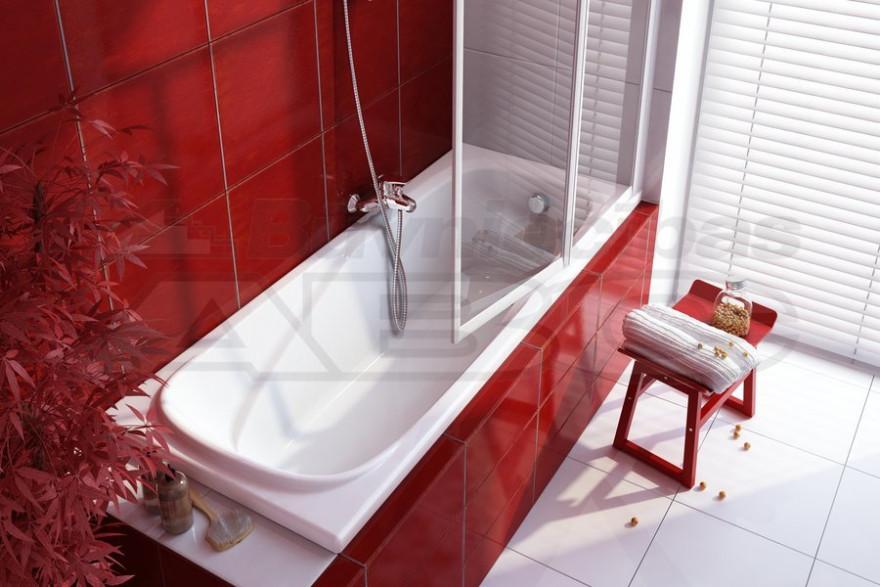 Ravak bathtub panel VANDA 150