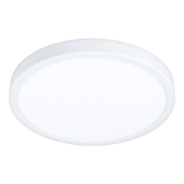 Griestu/sienas lampa EGLO Fueva5 LED 20W D285 IP44 balta 99265