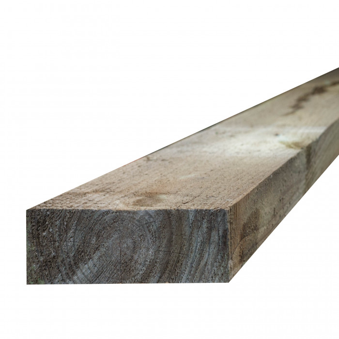 Timber 50x150x6000mm, impregnated