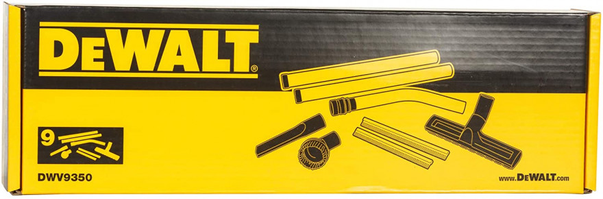 DEWALT DWV9350-XJ Floor cleaning set