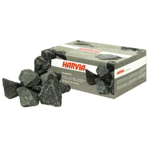 Akmeņi pirts krāsnij 20kg  virs10cm   AC3020  HARVIA