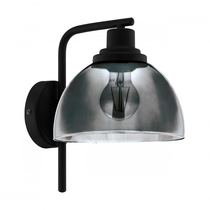 Sienas lampa EGLO Beleser E27 max60W tumši ēnota 98385