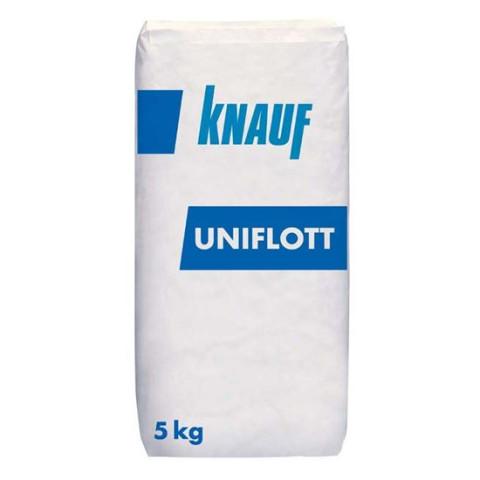 Knauf UNIFLOTT  5kg  Šuvju špaktele ģipškartonam Uniflot