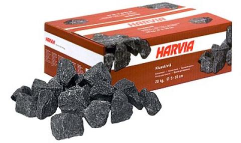 Akmeņi pirts krāsnij 20kg  līdz 10cm    AC3000  HARVIA