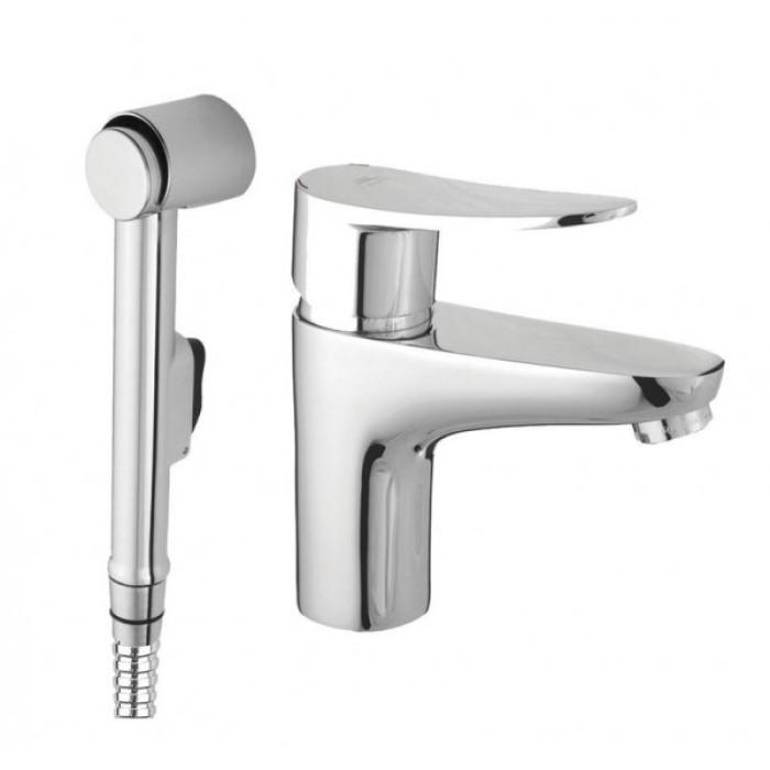 Maisītājs ar bidē dušu  Static-17 (N)