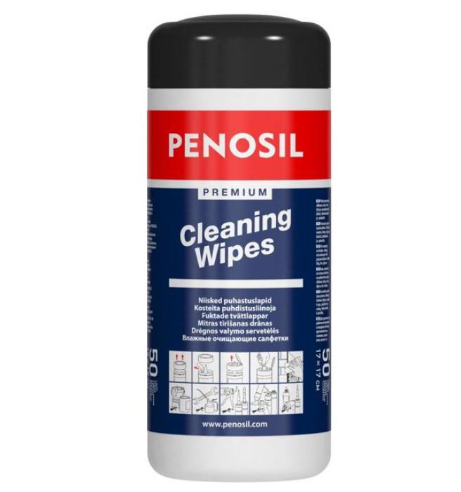 PENOSIL Premium Cleaning Wipes 50pcs