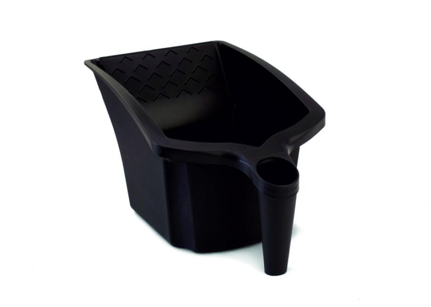 COLOR EXPERT Paint container Expert Cup, plastic, black 2l