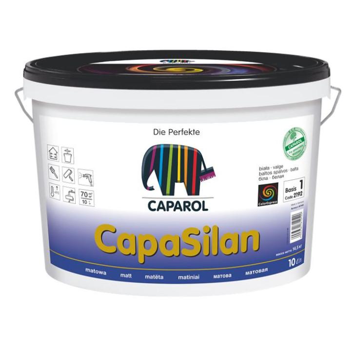 Interior paint Caparol CapaSilan B1 10L
